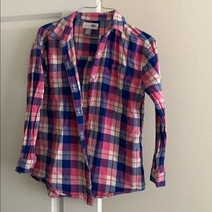 Old Navy Shirts & Tops - Old Navy Flannel Shirt